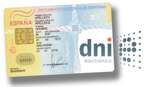 renovar dni y pasaporte en Almería