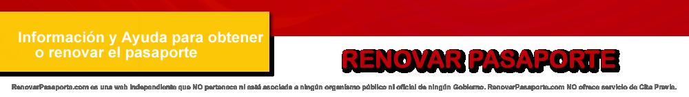 Renovacion y Solicitud Pasaporte, Cita previa pasaporte dni