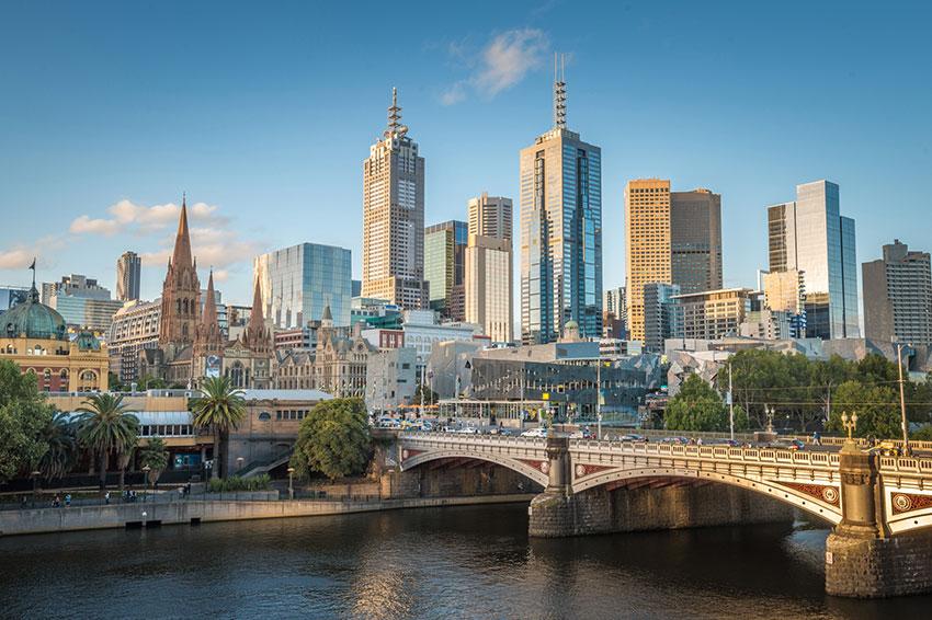 Melbourne Lugares y destinos más baratos para viajar según la temporada del año
